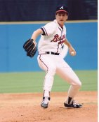 Charlie Leibrandt Atlanta Braves 8X10 Photo