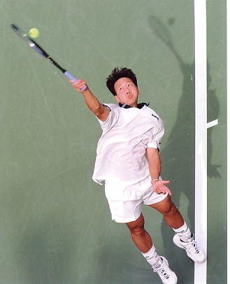 Michael Chang 8X10 Photo