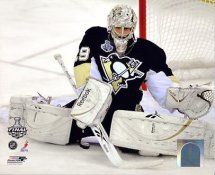 Marc-Andre Fleury Game 3 Stanley Cup Finals 2009 LIMITED STOCK Pittsburgh Penguins 8x10 Photo