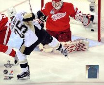 Max Talbot Game 7 Goal LIMITED STOCK 2009 Stanley Cup Penguins 8x10 Photo
