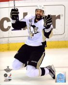 Max Talbot LIMITED STOCK 2009 Stanley Cup Penguins 8x10 Photo