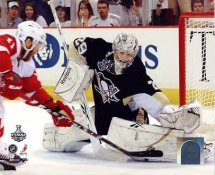 Marc-Andre Fleury Game 6 Stanley Cup Finals 2009 LIMITED STOCK Pittsburgh Penguins 8x10 Photo