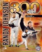 Randy Johnson 300th Win San Francisco Giants 8X10 Photo