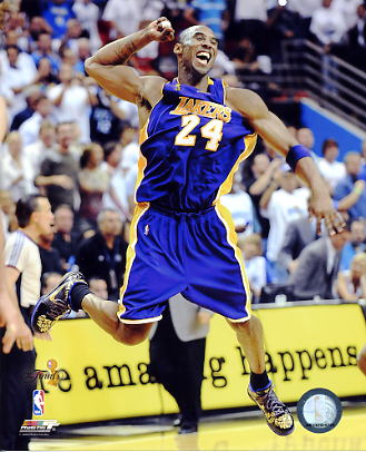 Kobe Bryant Game 5 NBA Finals 2009 LIMITED STOCK Los Angeles Lakers 8x10 Photo
