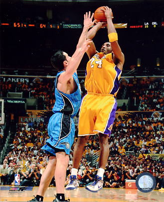 Kobe Bryant Game 1 NBA Finals 2009 Los Angeles Lakers 8x10 Photo LIMITED STOCK