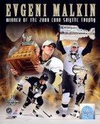 Evgeni Malkin Winner of 2009 Conn Smythe Trophy LIMITED STOCK Penguins 8x10 Photo