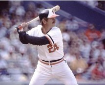 Rick Dempsey Baltimore Orioles 8X10 Photo