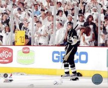 Evgeni Malkin 2009 Playoff Game Hat Trick LIMITED STOCK Pittsburgh Penguins 8x10 Photo