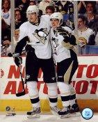 Evgeni Malkin & Sidney Crosby Pittsburgh Penguins 8x10 Photo