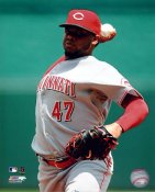 Johnny Cueto LIMITED STOCK Cincinatti Reds 8X10 Photo