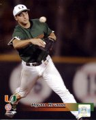Ryan Braun University of Miami Hurricanes 8x10 Photo