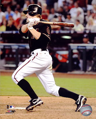Eric Byrnes LIMITED STOCK AZ Diamondbacks 8X10 Photo