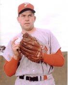Robin Roberts Philadelphia Phillies 8X10 Photo LIMITED STOCK