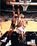 Alonzo Mourning Miami Heat 8X10 Photo LIMITED STOCK