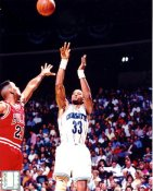 Alonzo Mourning Charlotte Bobcats 8X10 Photo