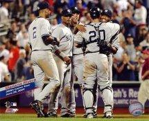 Mariano Rivera 500th Save Celebration New York Yankees LIMITED STOCK 8X10 Photo