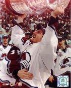 Milan Hejduk 2001 Stanley Cup Colorado Avalanche 8x10 Photo