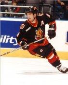 Valeri Bure Calgary Flames 8x10 Photo