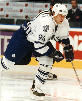 Sergei Berezin Toronto Maple Leafs 8x10 Photo