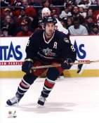 Geoff Sanderson Blue Jackets 8x10 Photo