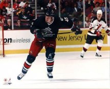 Jody Shelley Blue Jackets 8x10 Photo
