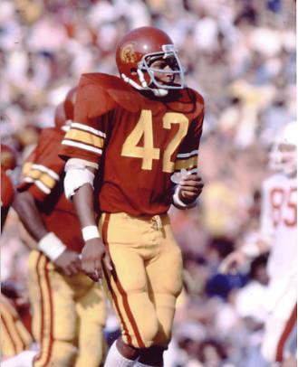 Ronnie Lott USC Trojans 8X10 Photo
