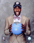 James Harden 2009 Draft LIMITED STOCK Oklahoma Thunder 8X10 Photo