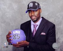 Tyreke Evans 2009 Draft Sacramento Kings 8X10 Photo LIMITED STOCK