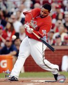 Prince Fielder 2009 All Star Home Run Derby LIMITED STOCK Milwaukee Brewers 8x10 Photo