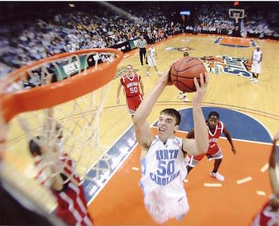 Tyler Hansbrough UNC 8x10 Photo LIMITED STOCK