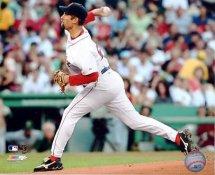 John Smoltz LIMITED STOCK Boston Red Sox 8X10 Photo