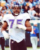 Jonathan Ogden Baltimore Ravens 8X10 Photo