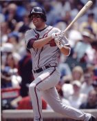 Jeff Francoeur G1 Limited Stock Rare Braves 8X10 Photo