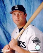 Sean Burroughs G1 Limited Stock Rare Padres 8X10 Photo