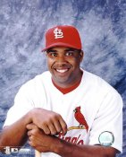 Eduardo Perez G1 Limited Stock Rare St. Louis 8X10 Photo
