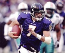 Kyle Boller G1 Limited Stock Rare Ravens 8X10 Photo