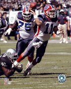 Drew Bledsoe G1 Limited Stock Rare Bills 8X10 Photo