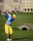 Payne Stewart British Open 8X10 Photo