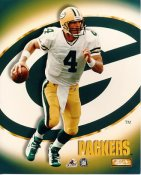 Bret Favre G1 Limited Stock Rare Packers 8X10 Photo