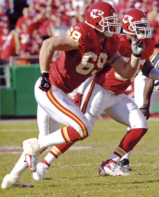 Jared Allen G1 Limited Stock Rare Chiefs 8X10 Photo