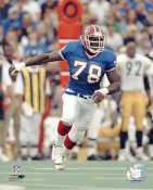 Bruce Smith Buffalo Bills SATIN 8x10 Photo