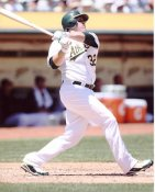 Jack Cust Oakland A's 8X10 Photo