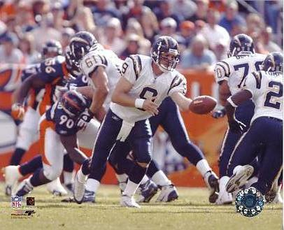 Drew Brees G1 Limited Stock Rare Chargers 8X10 Photo