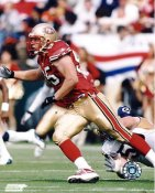 John Engleberger G1 Limited Stock Rare 49ers 8X10 Photo