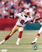 Mike Rumph G1 Limited Stock Rare 49ers 8X10 Photo