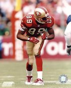 Tai Streets G1 Limited Stock Rare 49ers 8X10 Photo