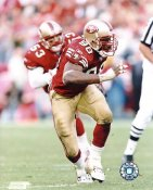 Andre Carter G1 Limited Stock Rare 49ers 8X10 Photo