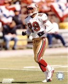 Ahmed Plummer G1 Limited Stock Rare 49ers 8X10 Photo