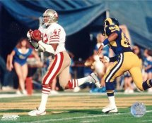 Ronnie Lott G1 Limited Stock Rare 49ers 8X10 Photo