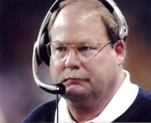 Mike Holmgren G1 Limited Stock Rare Seahawks 8X10 Photo